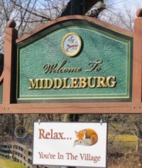 Welcome to Middleburg Virginia
