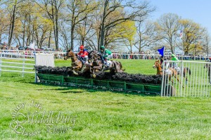 Neck and Neck at Middleburg Hunt Point to Point